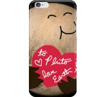 To Pluto With Love iPhone Case/Skin