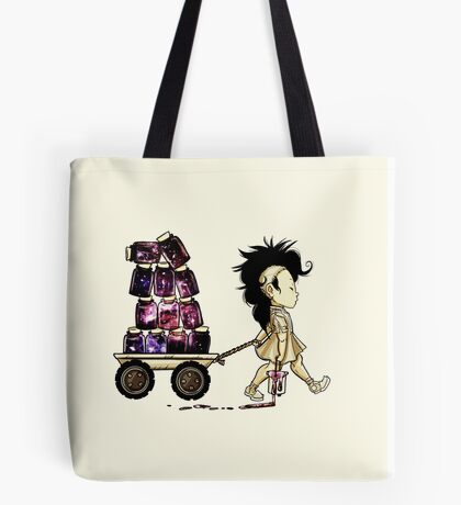 Hazy Cosmic Keepsakes Tote Bag