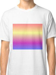 Pastel Mist Haze Classic T-Shirt