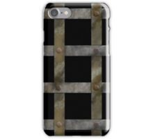 Iron Bands iPhone Case/Skin