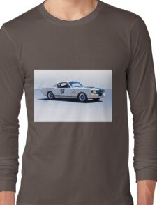 1965 Shelby Mustang GT350 Production GT Long Sleeve T-Shirt