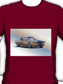 1966 Shelby Mustang GT350 Production GT T-Shirt