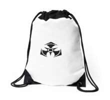 Dominator Hardcore Logo Drawstring Bag