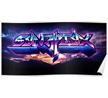 Synaptyx Logo Poster