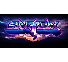Synaptyx Logo Photographic Print