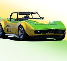 1969 Corvette L88 Production GT by DaveKoontz
