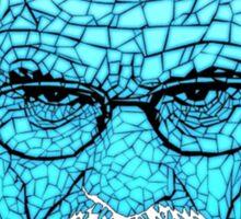 Breacking Bad- Heisenberg Blue Sticker