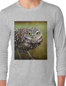 The Burrowing Owl  Long Sleeve T-Shirt