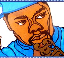 """HE'S BIZ MARKIE!"" Copyright © ssjr 2010. by S DOT SLAUGHTER"