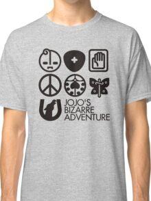 Jojo's Bizarre Adventure Symbols Classic T-Shirt
