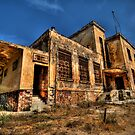 The Haunted Factory by StamatisGR