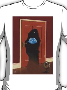 Beyond Magritte's Door T-Shirt