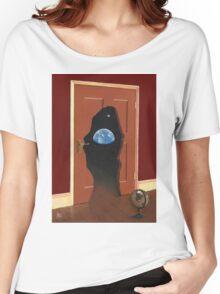 Beyond Magritte's Door Women's Relaxed Fit T-Shirt