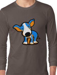 IrnBru English Bull Terrier Puppy  Long Sleeve T-Shirt