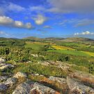 Beautiful Burren landscape by John Quinn