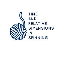 Time And Relative Dimensions in Spinning / Blue by goldleaves