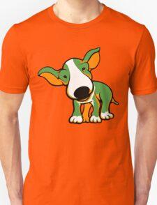 Irish Bull Terrier Puppy  Unisex T-Shirt