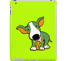 Irish Bull Terrier Puppy  iPad Case/Skin