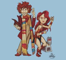 The Doctor, The Warrior, and K-9 Kids Clothes