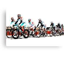 Giro d'Italia 2010 Canvas Print
