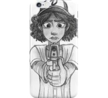 Clem from The Walking Dead iPhone Case/Skin