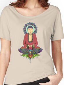 Electric Buddha Women's Relaxed Fit T-Shirt
