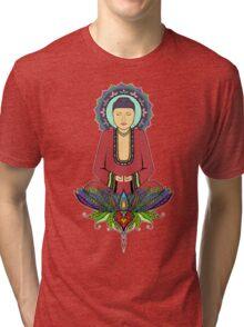 Electric Buddha Tri-blend T-Shirt