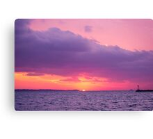 Cool Climate Canvas Print