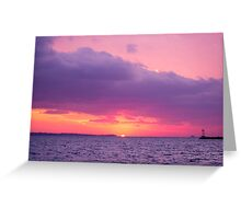 Cool Climate Greeting Card