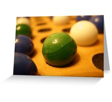 My Marbles! Greeting Card