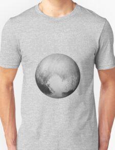 Size Doesn't Matter - Pluto Unisex T-Shirt