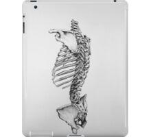 Human Spine iPad Case/Skin