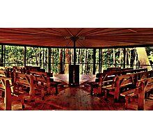 The Rainforest Room Photographic Print