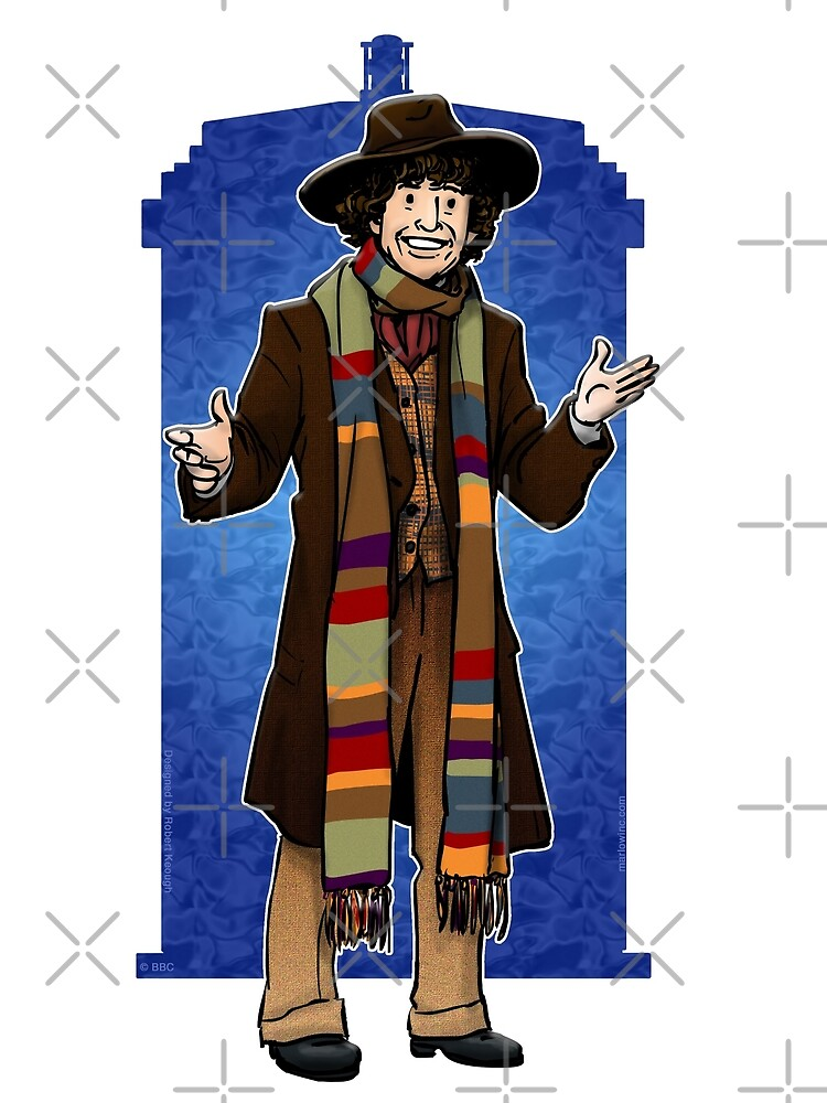 The Doctor - No. 4 by marlowinc