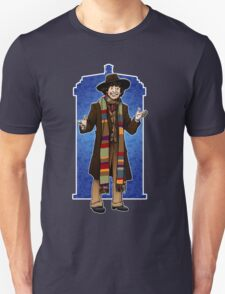The Doctor - No. 4 Unisex T-Shirt