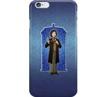 The Doctor - No. 8 iPhone Case/Skin