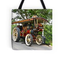 Steam Traction Engine #1 Tote Bag
