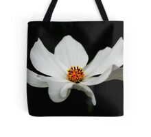 White Cosmos Bloom 2 Tote Bag