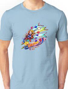 GOLDEN explosion Unisex T-Shirt