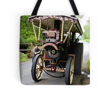 Steam Traction Engine #2 Tote Bag