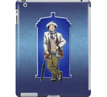 The Doctor - No. 7 iPad Case/Skin