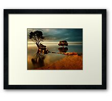 Tenby Point Framed Print
