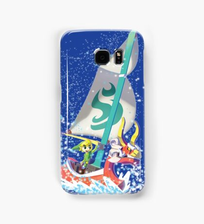 Voyaging ~ WindWaker Samsung Galaxy Case/Skin