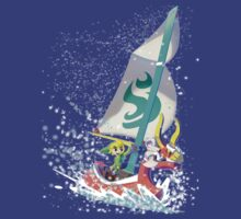 Voyaging ~ WindWaker by bandreaNRG