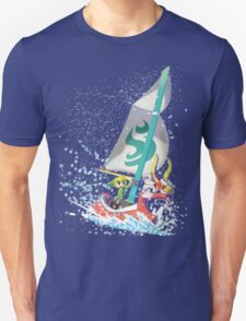 Voyaging ~ WindWaker Unisex T-Shirt