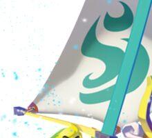 Voyaging ~ WindWaker Sticker