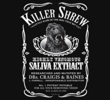 Killer Shrew! by marlowinc