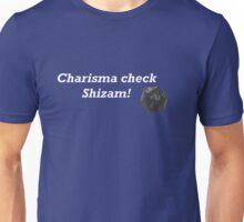 Charisma Check Unisex T-Shirt