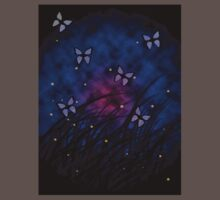 Butterflies at Night Kids Clothes