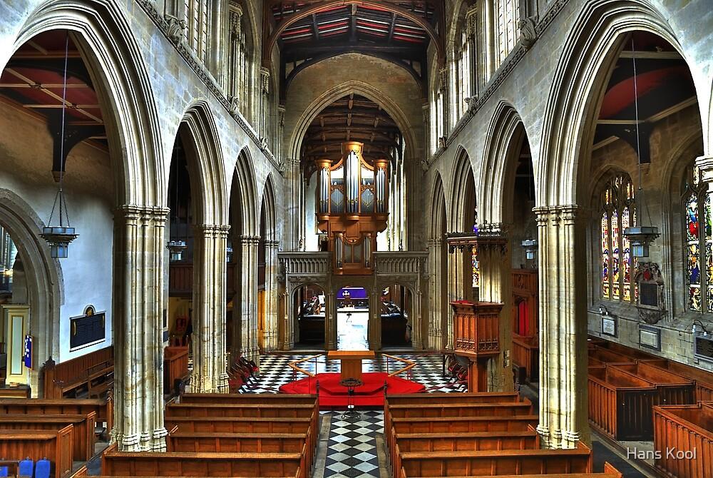 University Church of St Mary the Virgin, Oxford by Hans Kool